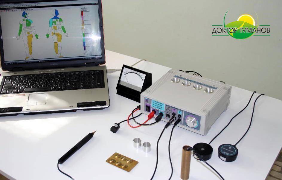 биорезонансный аппарат