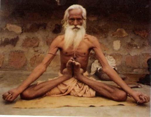 индийский-йог
